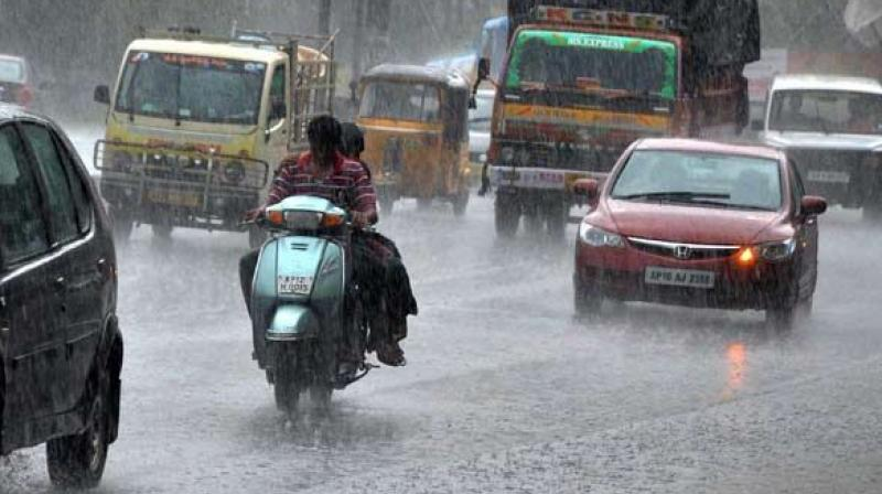 June 1 is the official onset date for arrival of monsoon in the country and it takes more than a month-and-half to cover the entire country. (Representational image)