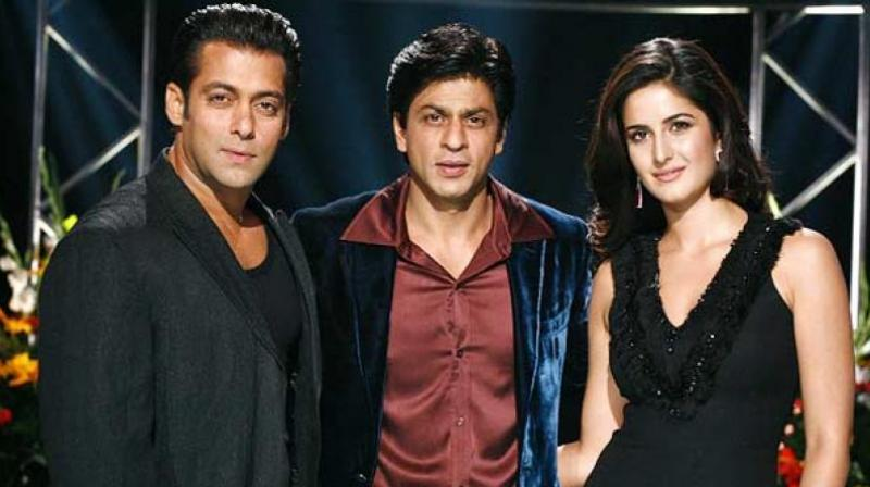 Salman Khan and Katrina Kaif had appeared together on Shah Rukh Khan's Kaun Banega Crorepati.