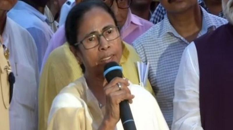 This comes barely five days after Mamata Banerjee went to New Delhi to meet Prime Minister Narendra Modi. (Photo: ANI)