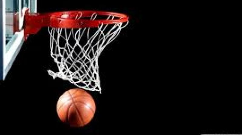 Johnson CBSE boys team scored a hard fought 33-28 victory over CAL Public School in a Group 'D' round robin match to top their group and enter the knockout quarterfinal in the 2nd SRN Mudiraj Inter School basketball tournament being played in Hyderabad.