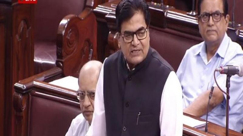 SP will support extension of President's Rule in J&K: Ram Gopal Yadav