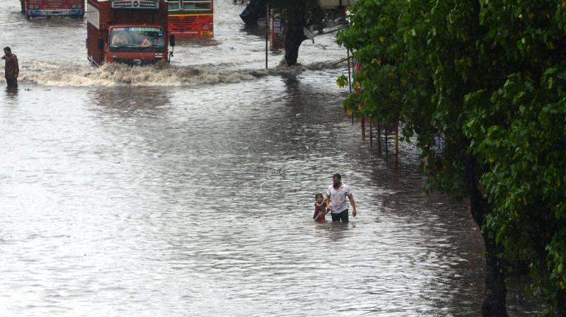 Twenty six deaths were reported from different parts of UP on Saturday. Forty seven deaths died across the state in rain-related incidents on Thursday and Friday. (Photo: Representational image)