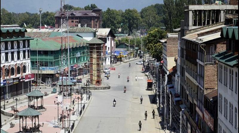 As tourism is considered as bread and butter for Jammu and Kashmir and Laddakh, the Tourism Ministry will work on ways to make these regions more attractive for tourists so that locals can make it a primary source of income. (Photo: ANI)