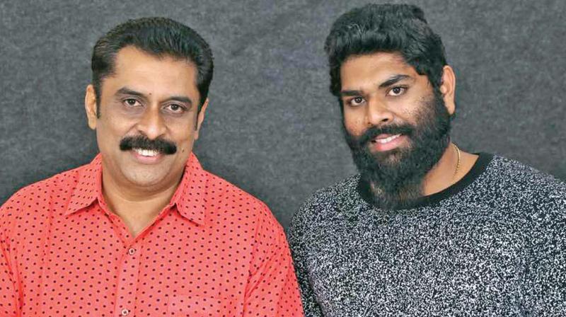 Ajay Ratnam and Dheeraj