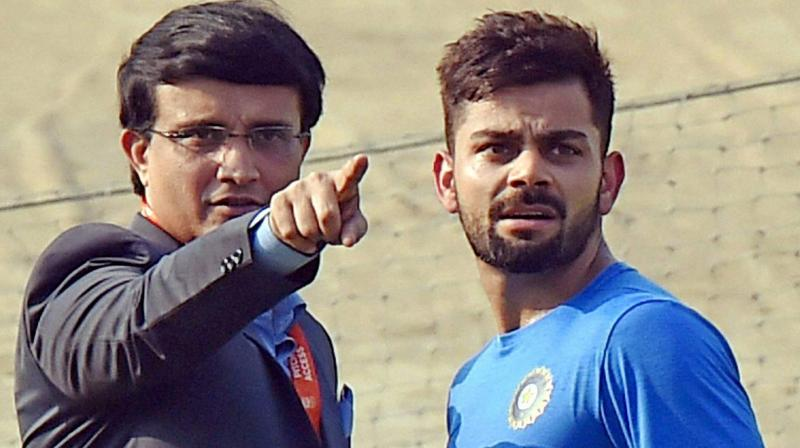 Virat Kohli upgraded version of Sourav Ganguly, will score 62 ODI hundreds:  Sehwag