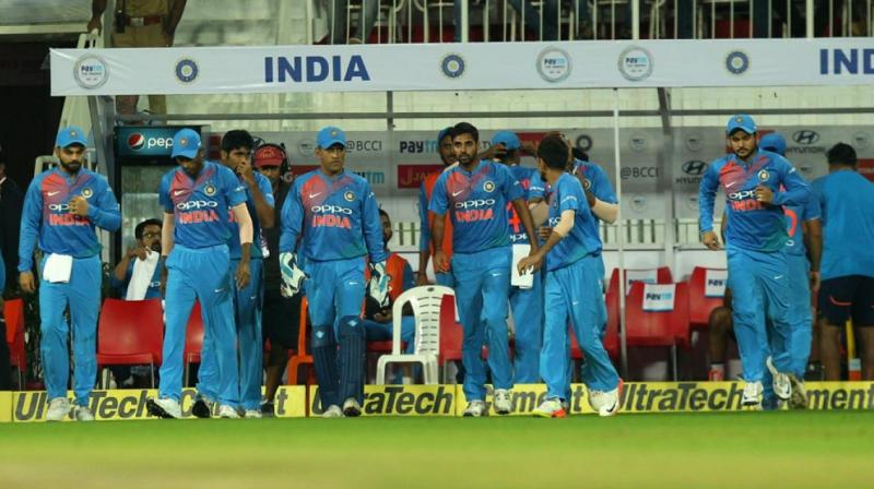 Since The 2017 Champions Trophy India Have Played 10 T20Is Winning Seven Of Those