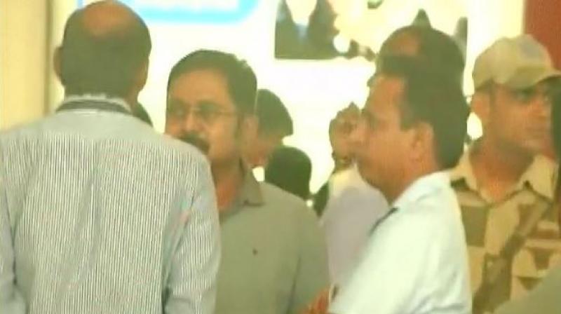 AIADMK (Amma) leader TTV Dhinakaran (Photo: File)