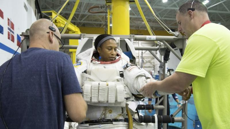 Petition started for Syracuse-born astronaut removed from mission