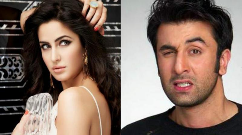 'Jagga Jasoos' will see Ranbir and Katrina romancing each other on the big screen.