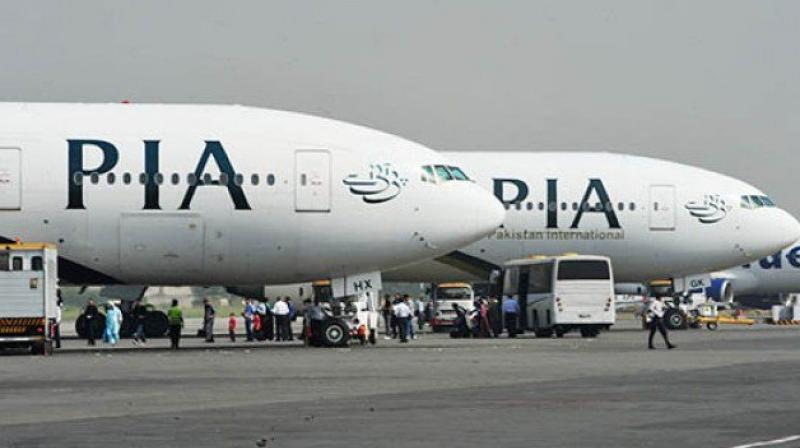 Pakistan International Airlines. (Photo: Representational Image/AFP)