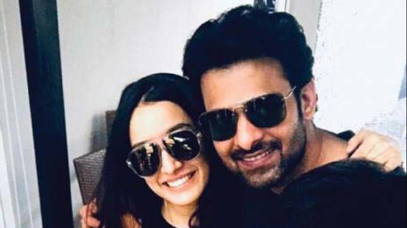 Shraddha Kapoor and Prabhas