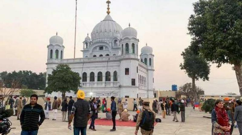 Prime Minister Narendra Modi will inaugurate the corridor, connecting the Dera Baba Nanak shrine in Punjab's Gurdaspur with Darbar Sahib Gurdwara in Pakistan on November 8. (Photo: File | PTI)