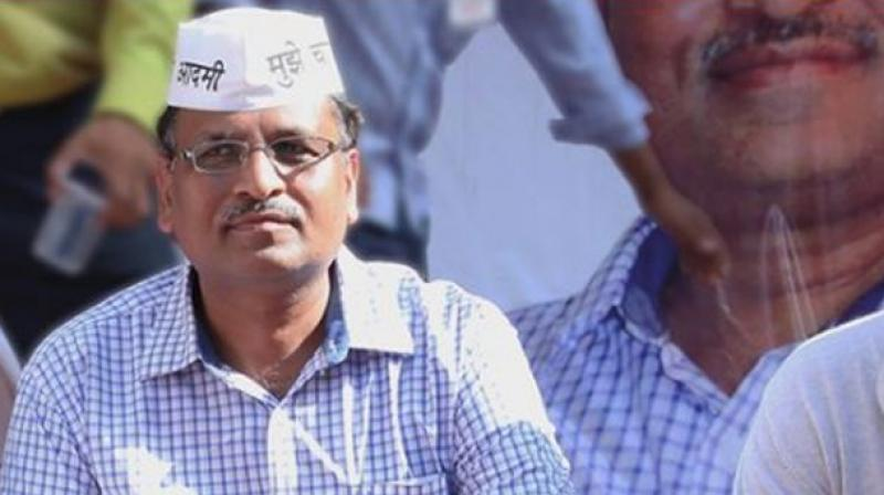 Trouble for AAP's Satyendar jain as CBI recovers property documents worth crores