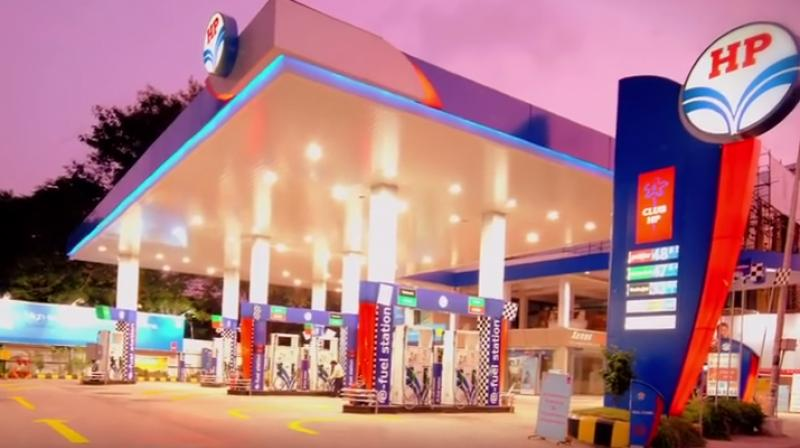 Hindustan Petroleum Corp Ltd (HPCL) on Friday reported 56 per cent drop in the June quarter net profit on account of lower refining margins and inventory losses.