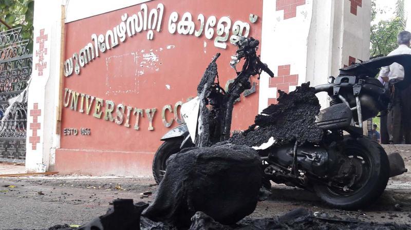University College (Photo: Peethambaran Payyeri)