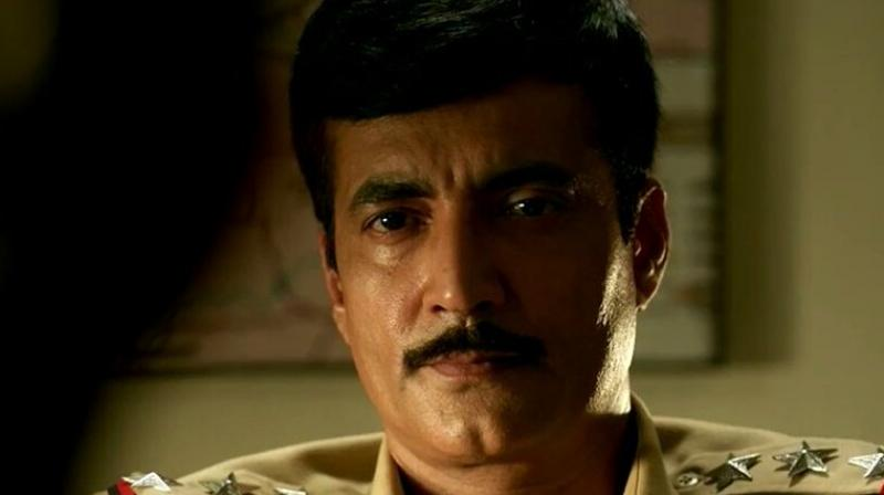 Narendra Jha in 'Kaabil.'