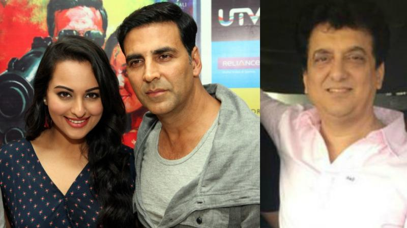It could well be a case of a marketing team in overdrive, but producer Sajid Nadiadwala wonders where the talk of Sonakshi Sinha being a part of Housefull 4 started.