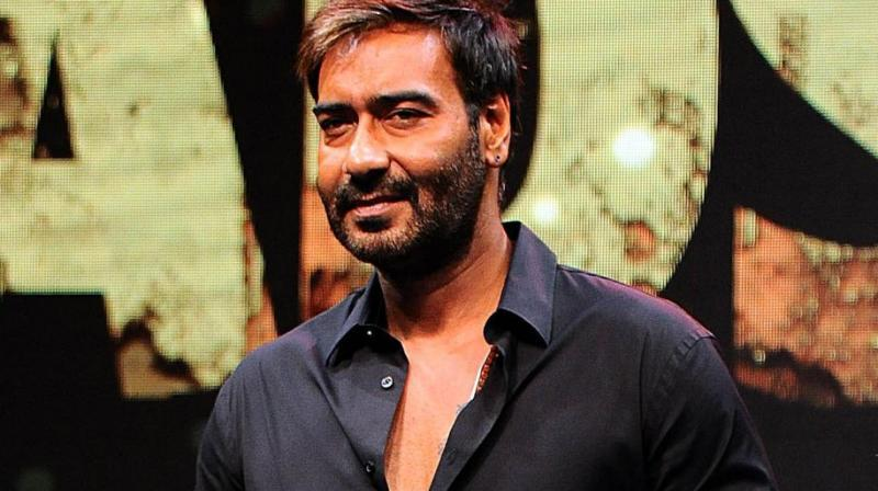 Ajay Devgn was last seen in 'Golmaal Again.'