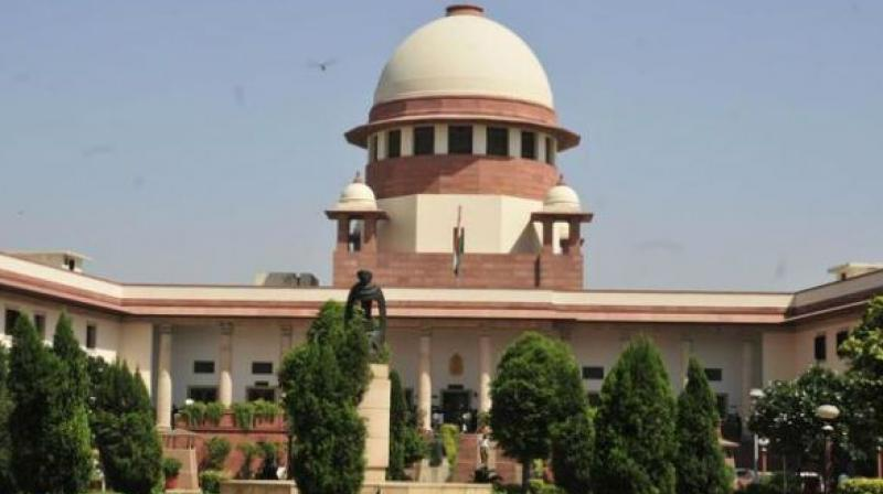 The top court also observed that it cannot be assumed that if a person does not stand up for national anthem, then he is 'less patriotic'. (Photo: PTI)