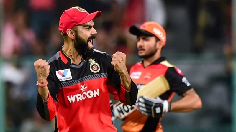 After losing their first six games, RCB won five out of their eight games with one not producing a result to end with 11 points. (Photo: PTI)