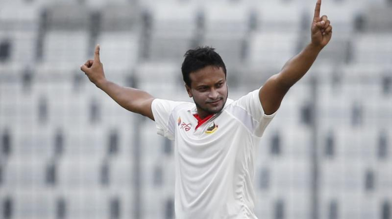 Bangladesh vs Windies 2018, Shakib Al Hasan