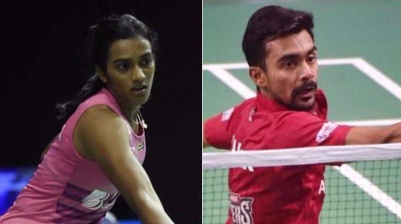 Sindhu will clash with Japan's Minatsu Mitani, while Sameer will clash with  local hot favourite Son Wan Ho in the next round. (Photo: DC File)