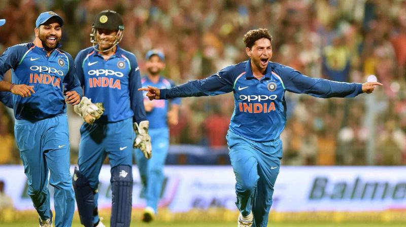 Ind vs AUS, 2nd ODI: Getting a hat-trick was special says Kuldeep Yadav