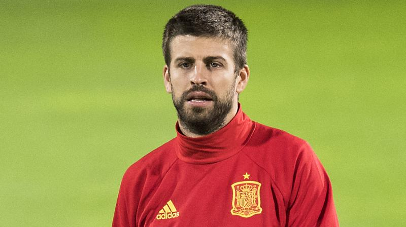 Pique, a former Spain defender who plays for Barcelona, was appealing an initial ruling issued in 2016. (Photo: AFP)