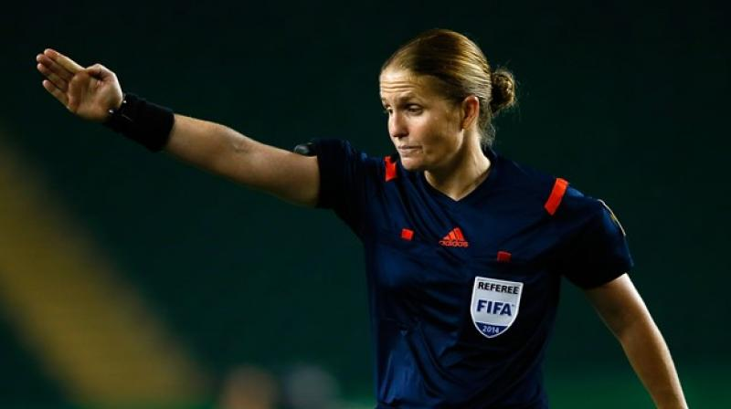 Staubli has been appointed as the referee for the encounter between Japan and New Caledonia to be played on October 14 at Vivekananda Yuba Bharati Krirangan Stadium in Kolkata. (Photo: FIFA)