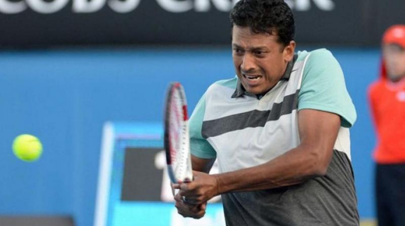 Indian tennis players want safety guarantees before they travel to Islamabad for their Davis Cup tie against Pakistan, captain Mahesh Bhupathi said on Wednesday. (Photo: AFP)