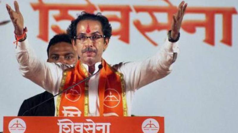 Uddhav Thackeray attacked the BJP, asking it to refrain from teaching the Shiv Sena patriotism. (Photo: File)