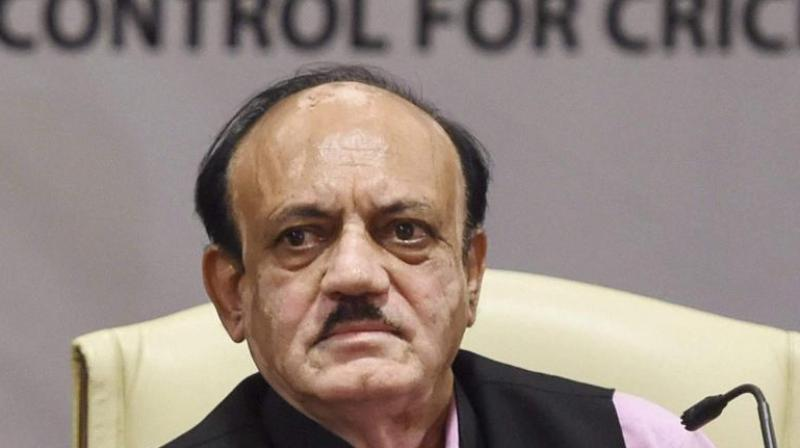 BCCI Acting President CK Khanna mourns Jaitley's death