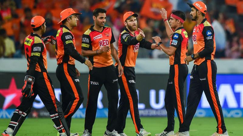 IPL 2018: Sunrisers thrash Mumbai Indians in a low-scoring encounter