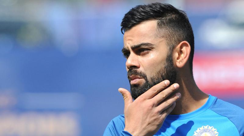 Virat Kohli gearing up for possible County Cricket challenge