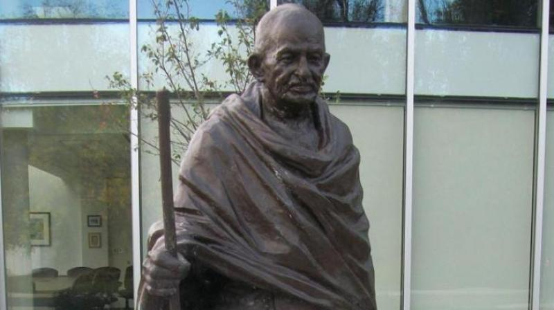 Mahatma Gandhi (Photo: Gandhiji.ca)