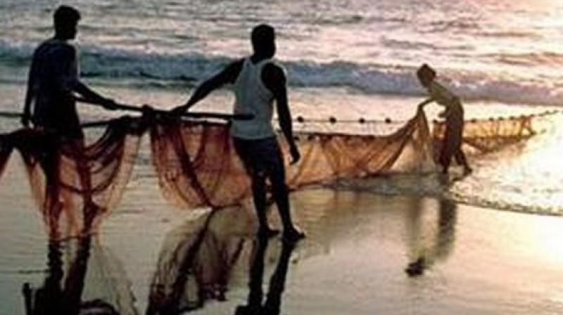 The fishermen in the three coastal districts of Karnataka have threatened to go on strike on January 6 and block NH 66 if the fishermen were not traced by then.    (Representational image)