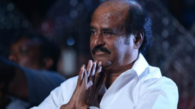 'In 2021, people of Tamil Nadu will 100 percent create a big wonder and marvel in politics,' Rajinikanth said in an apparent reference to the polls due in two years and possibly about a major role by him then. (Photo: File)