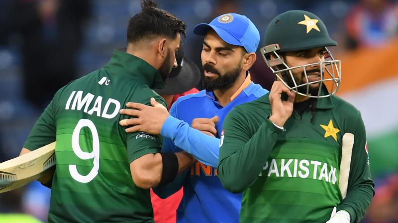 ICC CWC'19: Four reasons why Pakistan lost against India