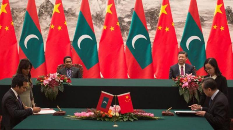 China Forces Maldives To Sign Beijing Driven Free Trade Agreement