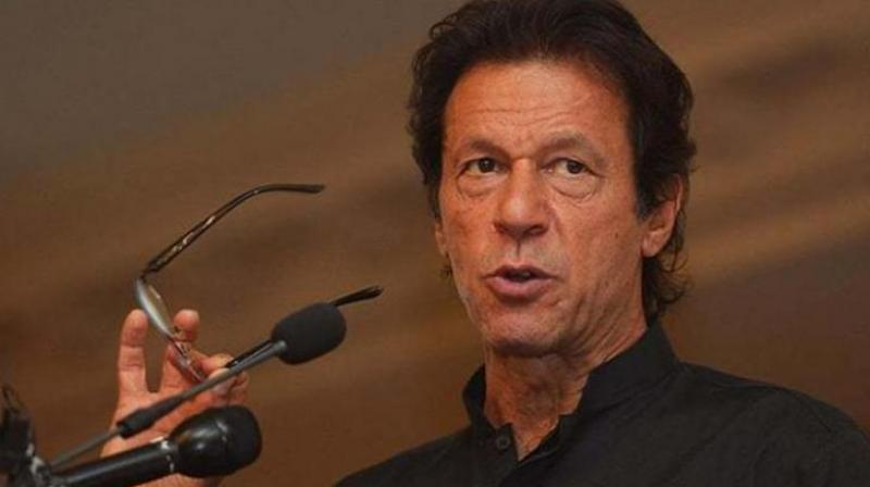 Ruling out the possibility of any war with India, Pakistan PM Imran Khan said two nuclear armed countries would not fight because 'there are always unintended consequences'. (Photo: File)