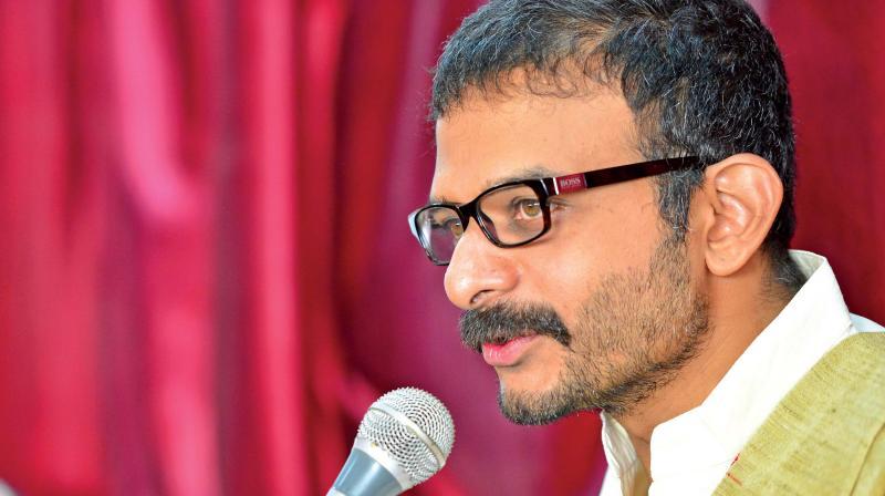 Thodur Madabusi Krishna