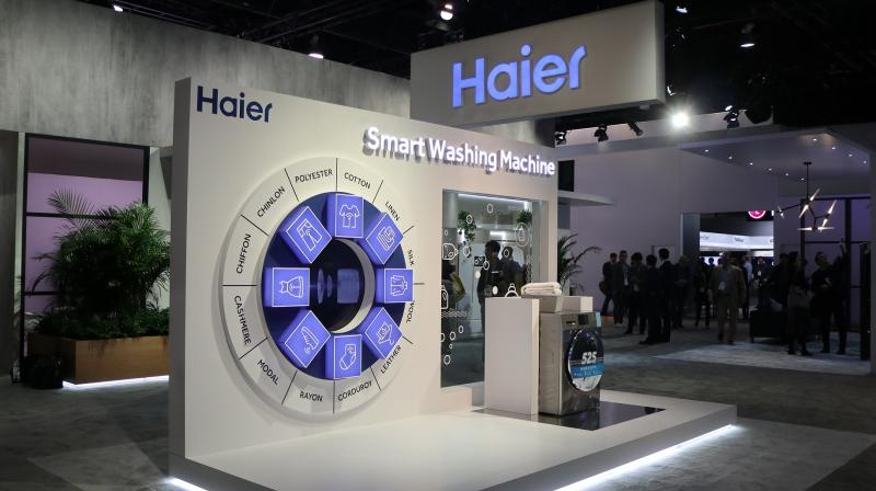 Haier and GE Appliances are the world's largest appliance company and jointly, they are transforming the way consumers interact with their homes.