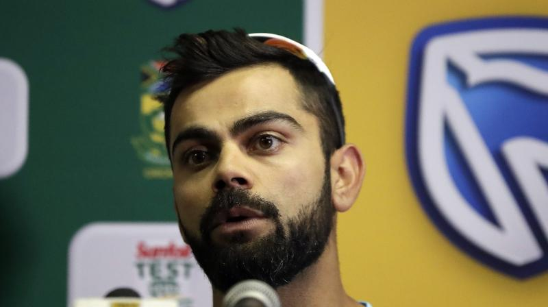 IND vs SA: Virat Kohli questions team commitment, says mistakes unacceptable