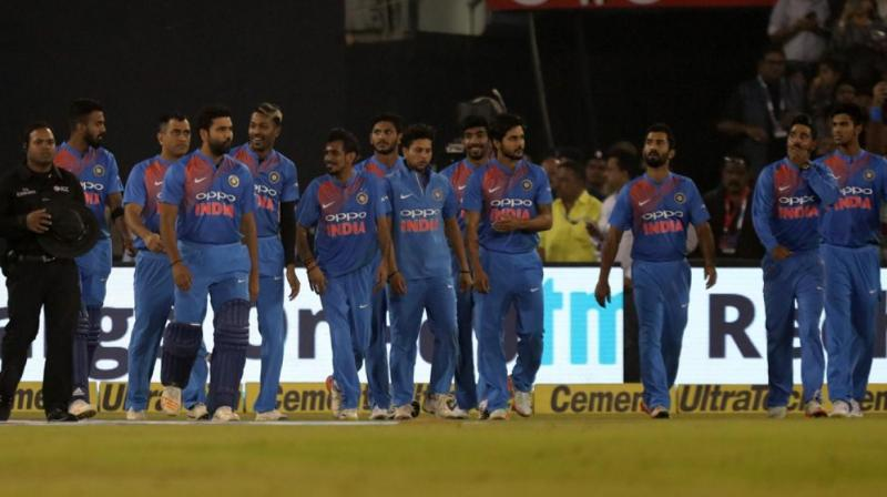 India post 260-5 in second T20 against Sri Lanka