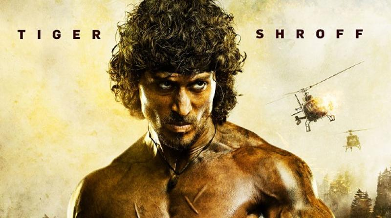 Tiger Shroff's 'Rambo' remake to commence in November 2019