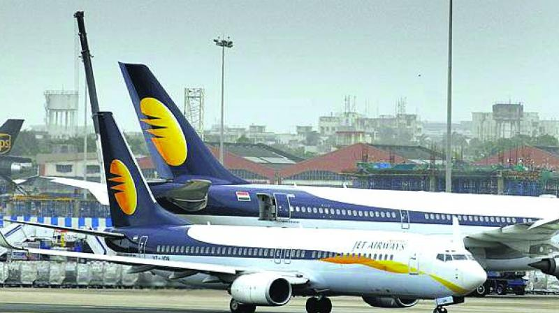 fter flying for 25 years, Jet Airways on Wednesday announced grounding of operations after its lenders led by State Bank of India (SBI) declined an interim funding of Rs 400-crore to keep Jet afloat.