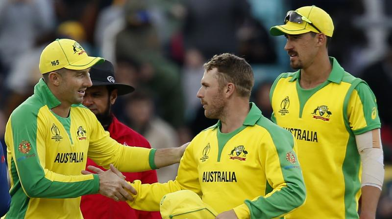 The defending champions will now face Bangladesh for their next World Cup clash on June 20. (Photo: AFP)