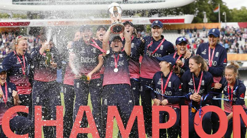 The hosts New Zealand and four other top teams based on the ICC Women's Championship standings will gain direct qualification for the 2021 tournament. (Photo: AFP)