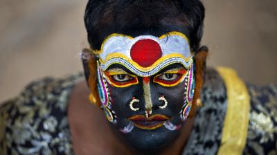 Bonalu is an annual festival of Telangana celebrated in Twin Cities Hyderabad, Secunderabad and other parts of Telangana. (Photos: AP, PTI)