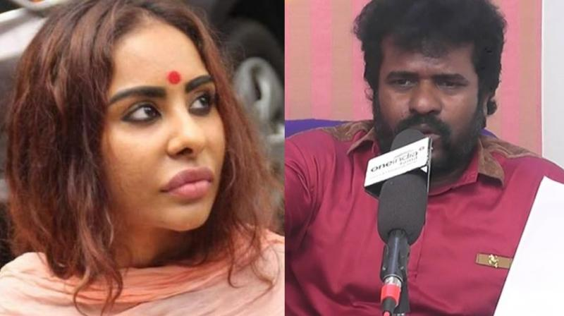 Varahi is latest to be at the receiving end of Sri Reddy.